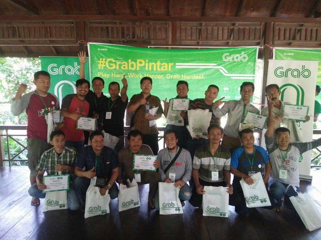 Komunitas Grab Satu Hati di Bekasi