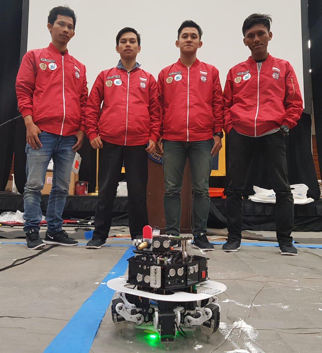Komunitas Pecinta Robotika di Yogyakarta